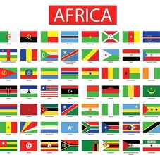 Africa_flags1